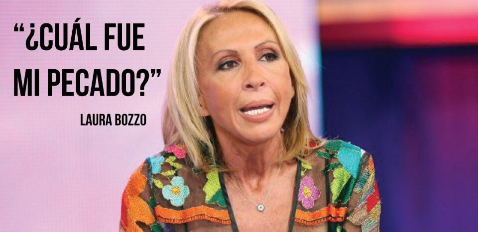 ¿Laura Bozzo tendrá algún día su derecho de réplica?