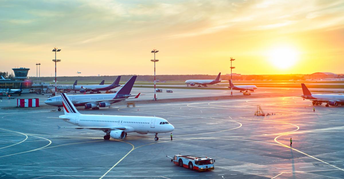 ¿Agarramos las maletas y cambiamos de lugar el Aeropuerto?