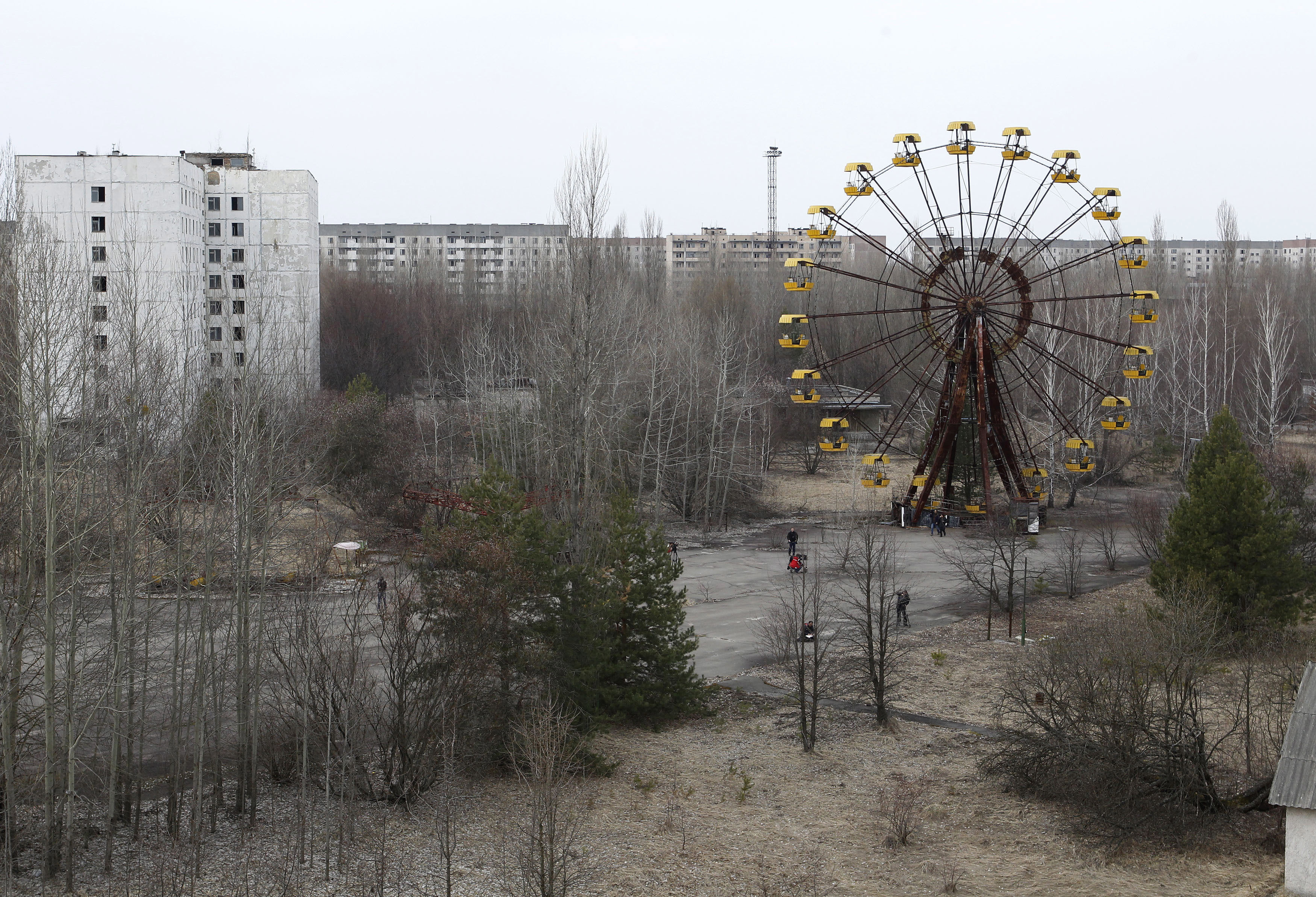 Chernobyl y los que mueren lenta y dolorosamente