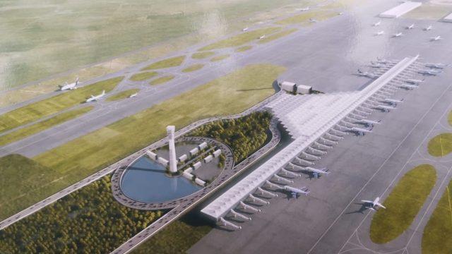 ¿Qué significan las suspensiones del Aeropuerto de Santa Lucía?