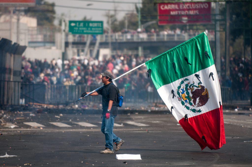 México tiene todo para ser un país sin violencia